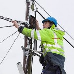 High Storm Winds leave 35000 homes without Electricity in Ireland