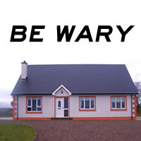Be Wary of Property Bargains