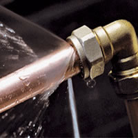How to avoid burst pipes in the cold weather